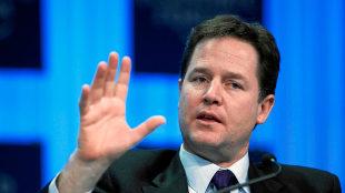 Facebook ficha al ex viceprimer ministro británico Nick Clegg