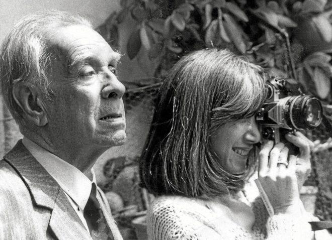 Jorge Luis Borges: Libre y sin tiempo fijo