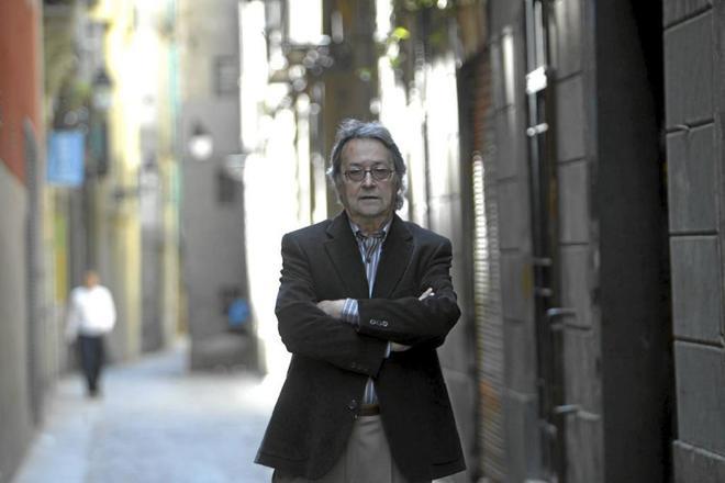 El escritor y crítico literario  Robert Saladrigas, en una imagen de archivo de 2008.