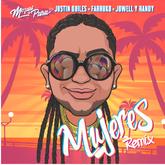 Imagen del remix de 'Mujeres', con Mozart La Para, Justin Quiles,...
