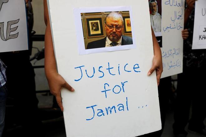Los asesinos de Khashoggi usaron un doble para su coartada
