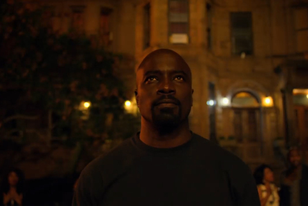 Escena de la serie 'Luke Cage'.
