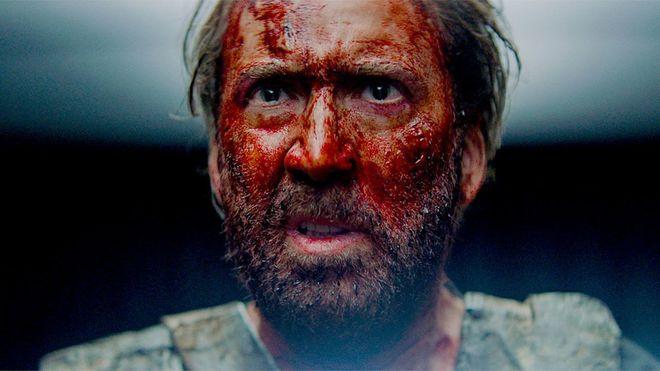 Nicholas Cage protagoniza 'Mandy', un filme de Panos Cosmatos que podrá verse en este festival.