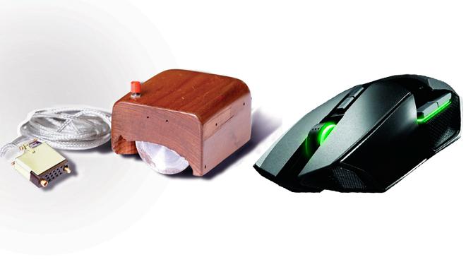 Del ratón más antiguo al más moderno. Acompáñanos en este viaje por la historia de la informática.