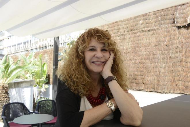 La escritora Gioconda Belli