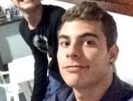 El acusado, Patrick Nogueira Gouveia, brasileño de 21 años.