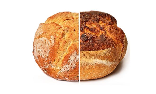 materiales para hacer pan industrial