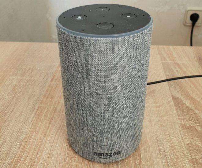 Alexa, el asistente virtual de Amazon, llega a España con sus altavoces inteligentes Echo