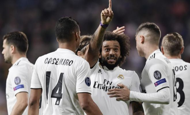 """Marcelo: """"Los periodistas intentáis hacer daño. Igual es envidia porque no sabéis jugar al fútbol"""""""