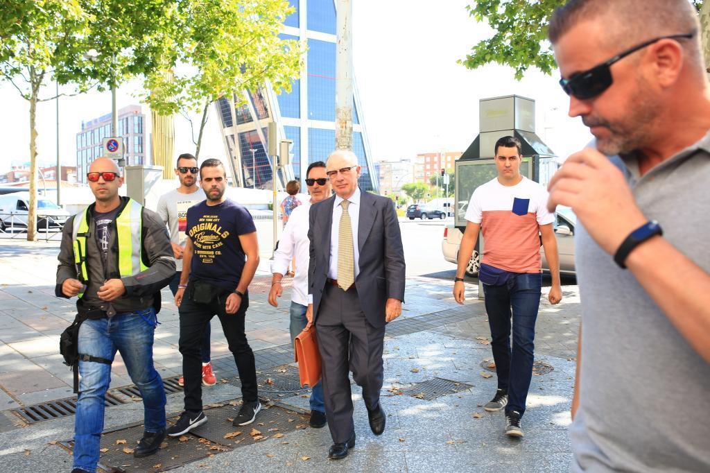 La Audiencia Nacional rechaza suspender la entrada en prisión de Rodrigo Rato mañana