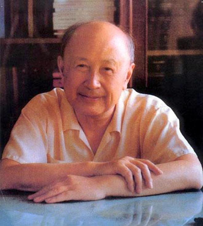 Qian Xuesen, padre del programa de misiles chino.