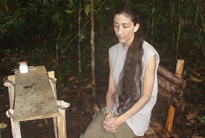 Ingrid Betancourt: ''Acuso a las FARC de tortura contra mí y contra mi  familia'' | Internacional