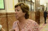 La senadora del PP y ex alcaldesa de Cartagena, Pilar Barreiro