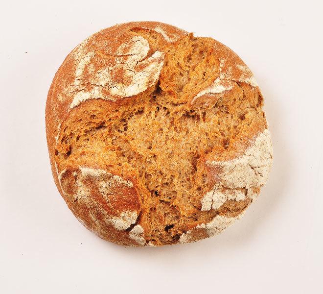 Beneficios del pan integral de avena