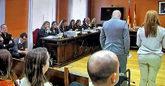 El hermano de Marcos declara en la Audiencia de Guadalajara por el...