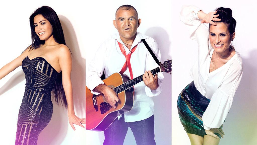 Miriam Saavedra, El Koala y Verdeliss son los nominados de esta semana...