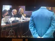Declaración de uno de los guardias civiles en el juicio que se sigue en la Audiencia de Guadalajara.