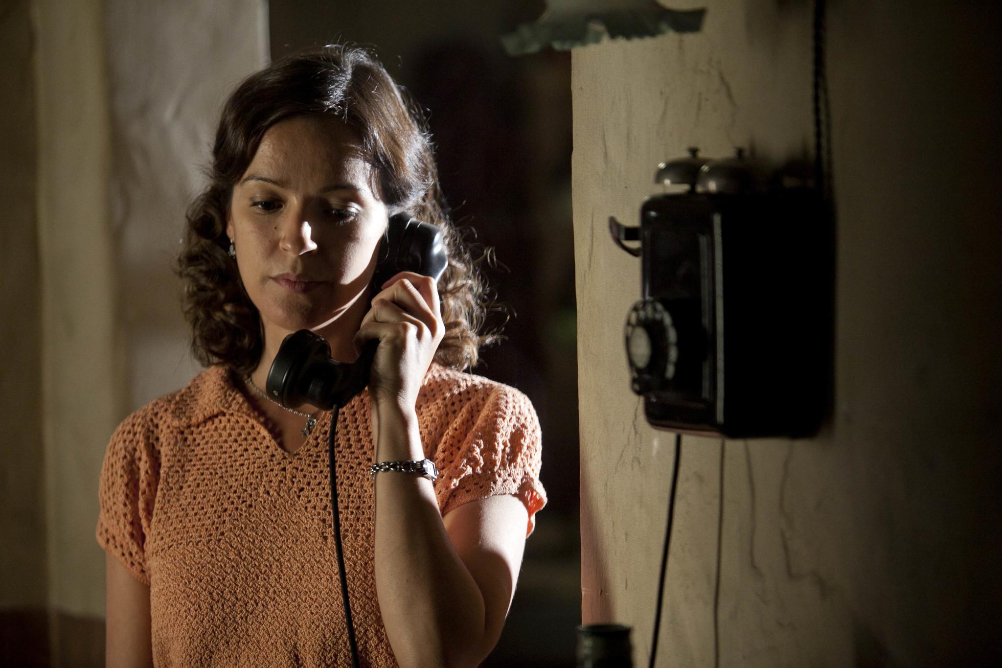 La actriz Verónica Sánchez, protagonista de 'La República'.