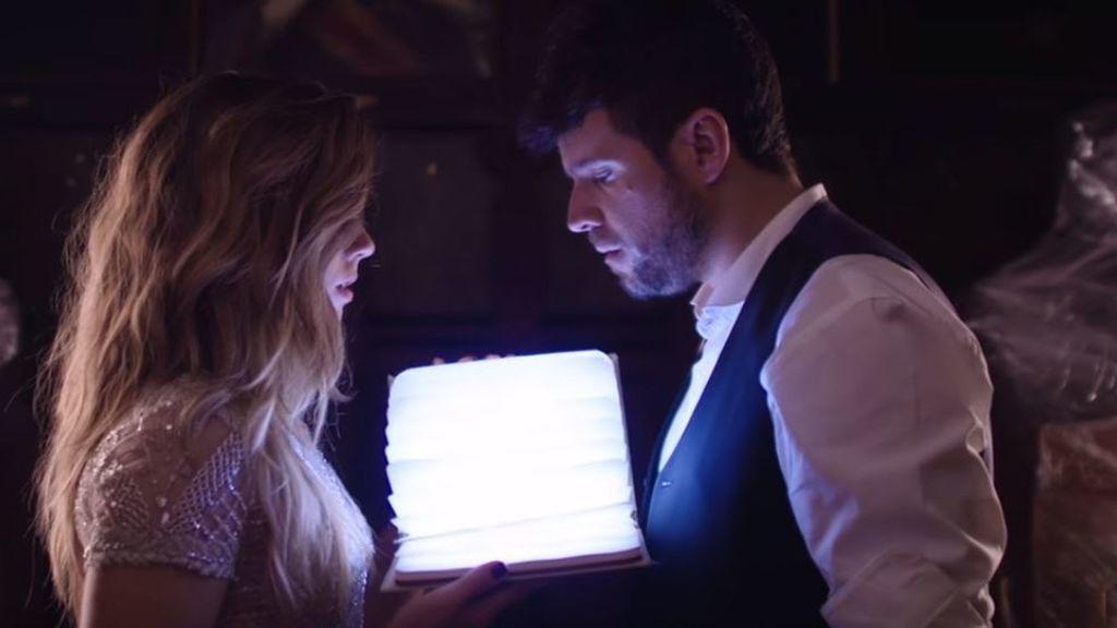 Miriam Rodríguez y Pablo López en un fotograma de su nuevo...