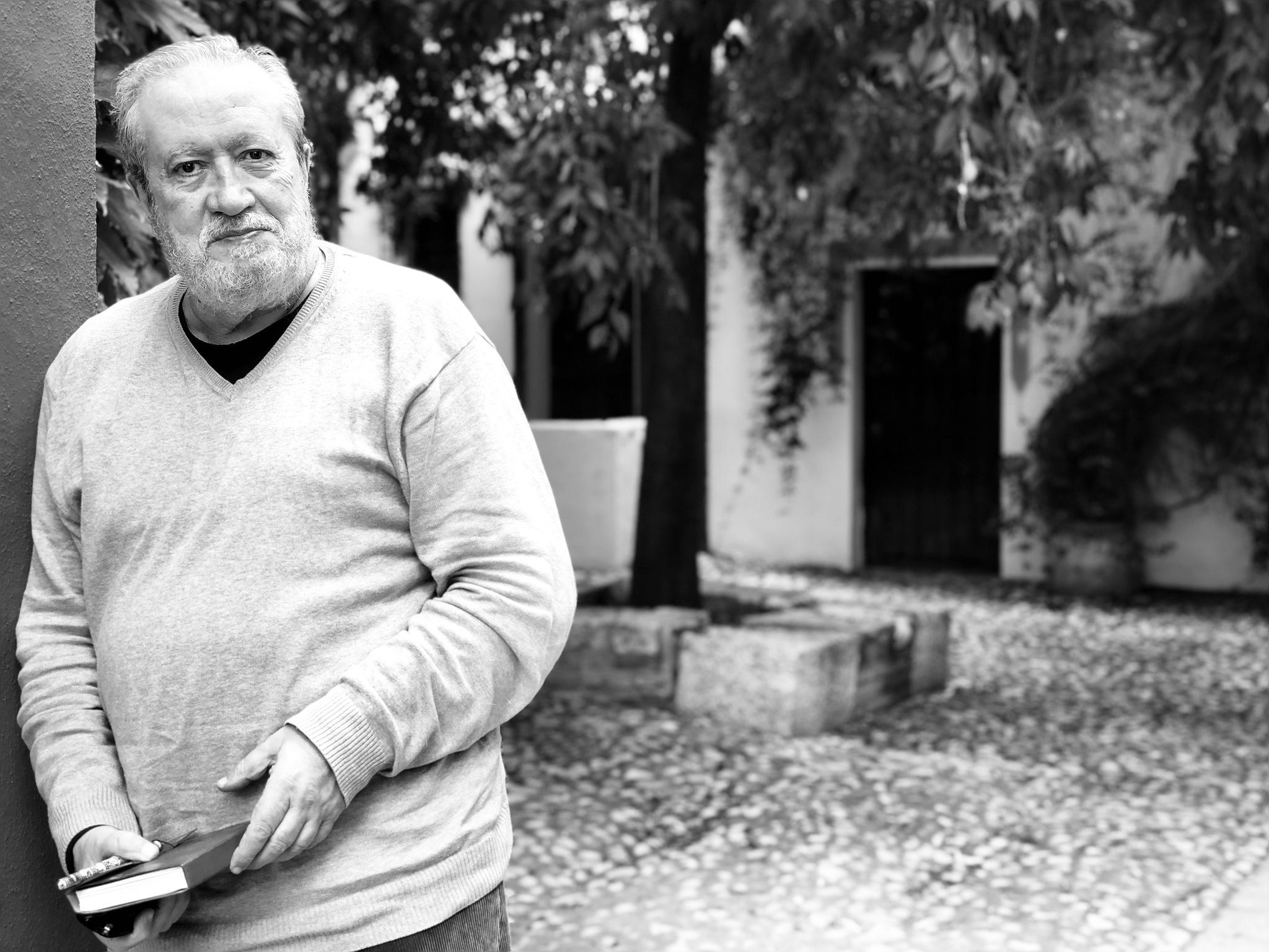 """Luis Carlos Rejón: """"Yo no soy crítico con la Transición. Quien es crítico es porque no estuvo allí ni se la jugó"""""""