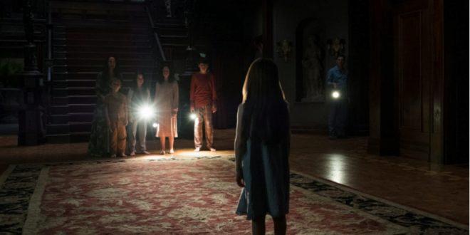 'La maldición de Hill House', nueva serie de Netflix.