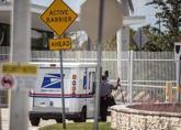 Vista general de las dependencias del FBI en Miami donde fue llevada...