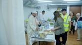 Imagen del documental 'España mira a La Meca', con la reportera...