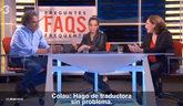 Entrevista en TV3 al alcalde de Medellín en el que la presentadora se...