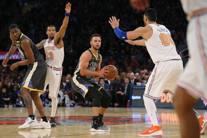 Demasiados Puntos En La NBA: Mala Señal