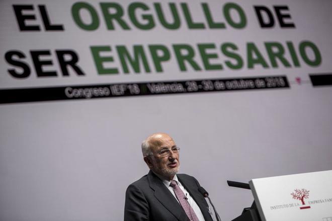 El empresario y dueño de Mercadona, Juan Roig.