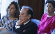 El ex secretario de Hacienda Antonio Estepa, el único de los 22 ex altos cargos que ha sido exculpado.