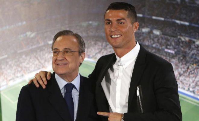 """Cristiano Ronaldo: """"Florentino Pérez nunca me habló desde el corazón""""    Fútbol"""