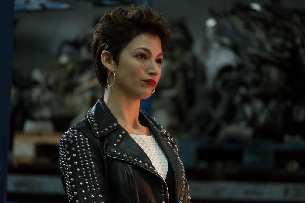 Úrsula Corberó, en la segunda temporada de 'Snatch'.