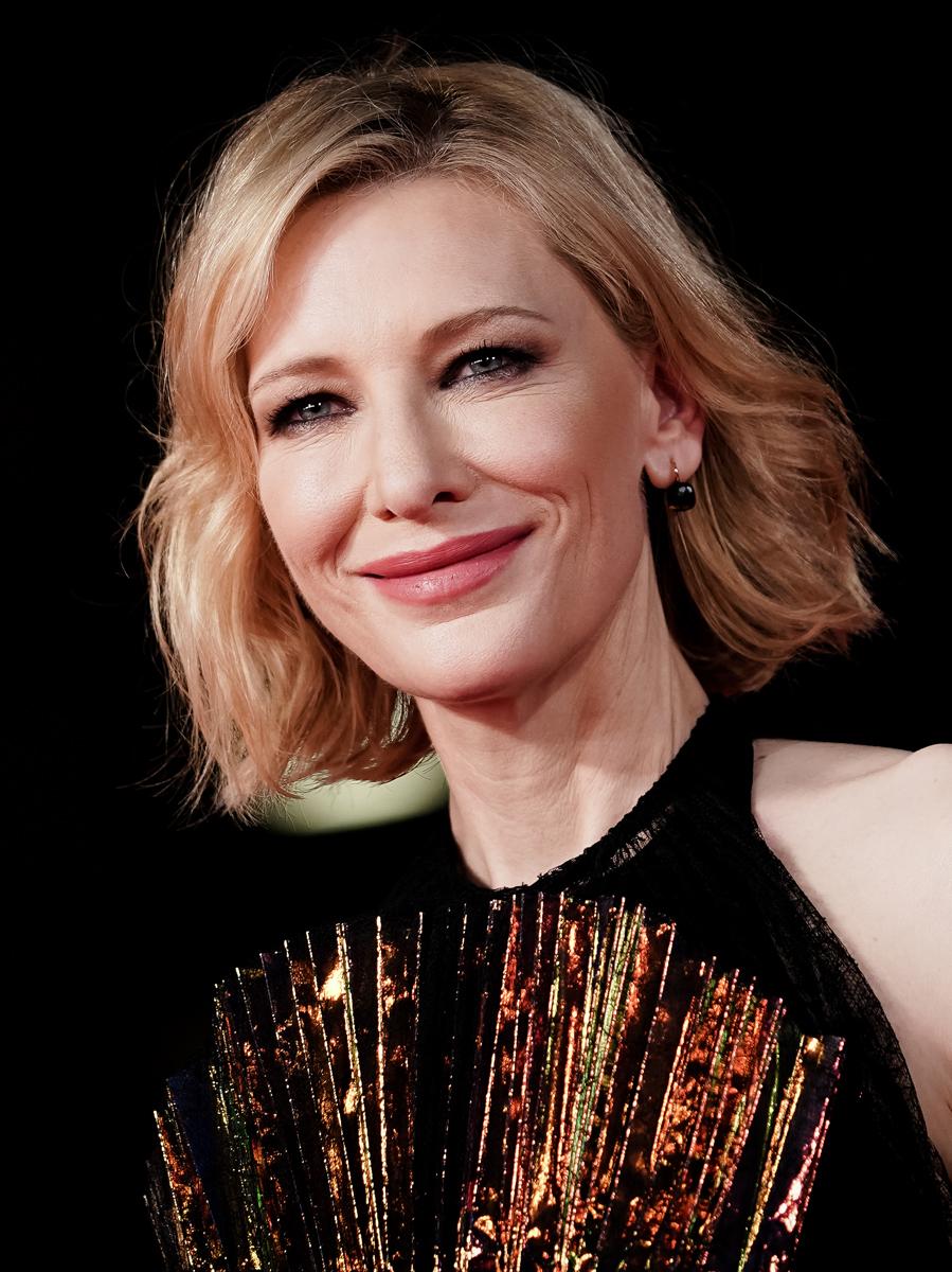 Cate Blanchett - Maquillajes 'glam' para olvidarte de las joyas