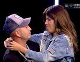 Omar Montes e Isa Pantoja durante su reencuentro en 'Gran Hermano VIP...