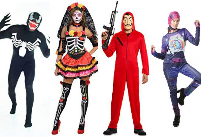 Halloween 2018 Estos Son Los Disfraces Mas Buscados Comparte - Trajes-de-hallowen