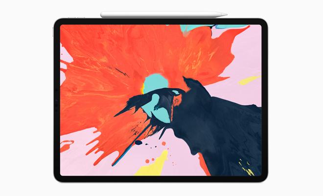 El nuevo iPa Pro, con una pantalla sin casi bordes y el nuevo Apple Pencil magnético