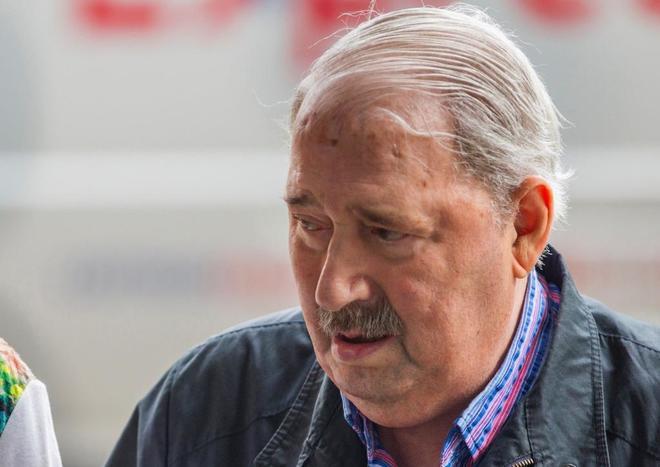 El ex líder sindical José Ángel Fernández Villa.