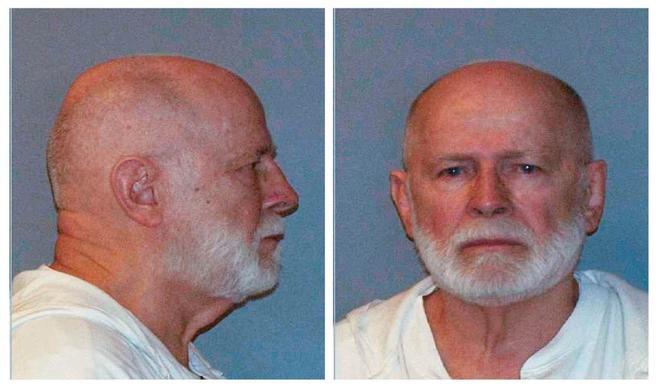 James 'Whitey' Bulger en una imagen policial de 2011.