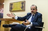 Luca Jahier, presidente del Consejo Económico y Social Europeo.