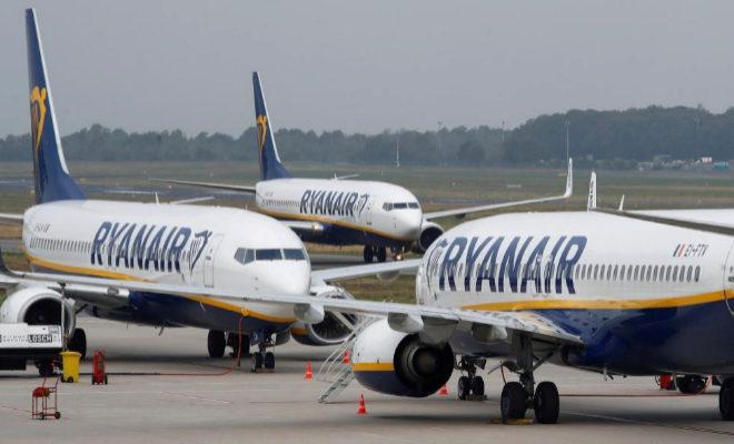 070acf06f Aviones de la aerolínea irlandesa de bajo coste Ryanair Wolfgang  RattayREUTERS