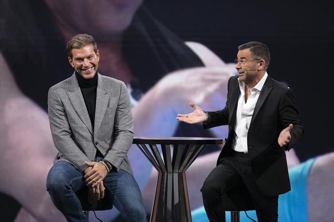 Jorge Javier Vázquez entrevista a Darek, concursante de 'GH VIP 6'.