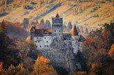 Con sus pueblos tradicionales, castillos como el de Bran y fortalezas,...