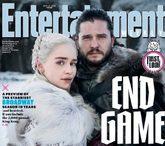 Jon Nieve y Daenarys Targaryen se abrazan en la primera imagen oficial...