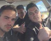 Los tres hermanos detenidos en relación con el crimen de Don Benito.