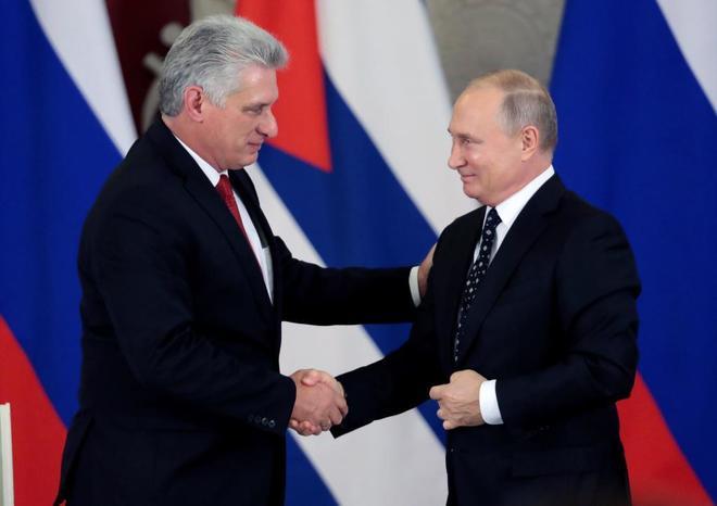 Rusia y Cuba hacen frente común contra las sanciones de EEUU | Internacional