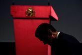 El presidente del Gobierno, Pedro Sánchez, en un acto por la...