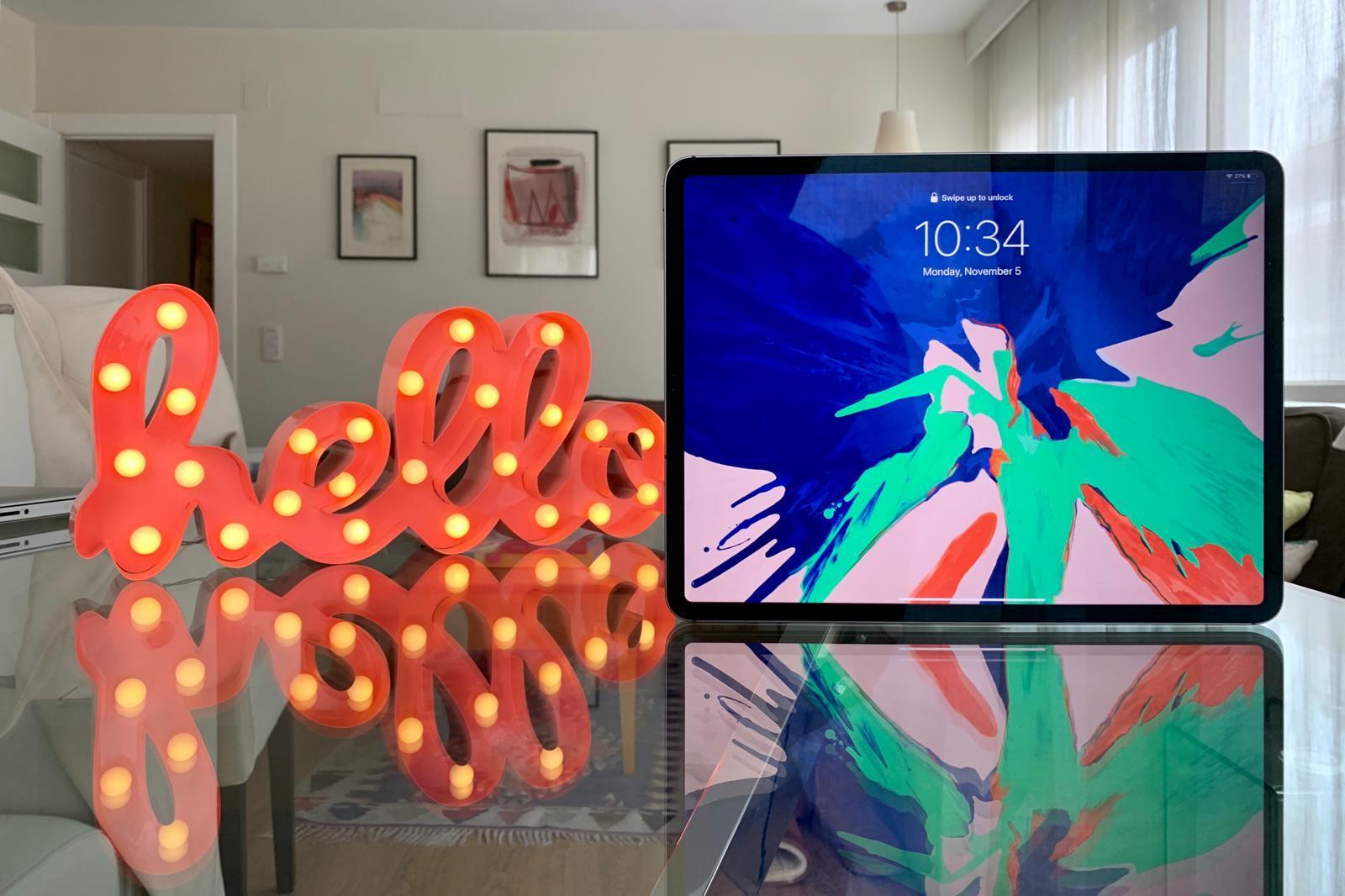Análisis del iPad Pro 2018: esto lo cambia todo | Tecnología