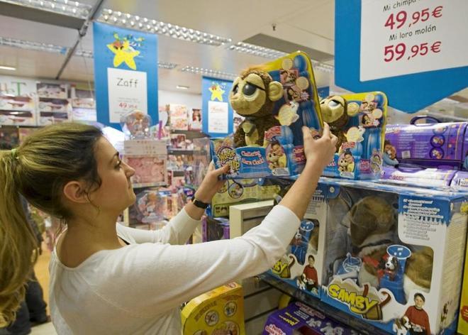 cb8f46bfc84f El Corte Inglés lanza su catálogo de juguetes, que ya permite ...
