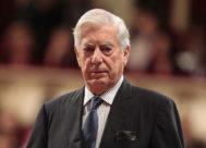 Mario Vargas Llosa, en una imagen reciente.